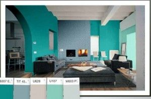 Colores bonitos para pintar una casa por dentro - Como pintar una casa por dentro ...