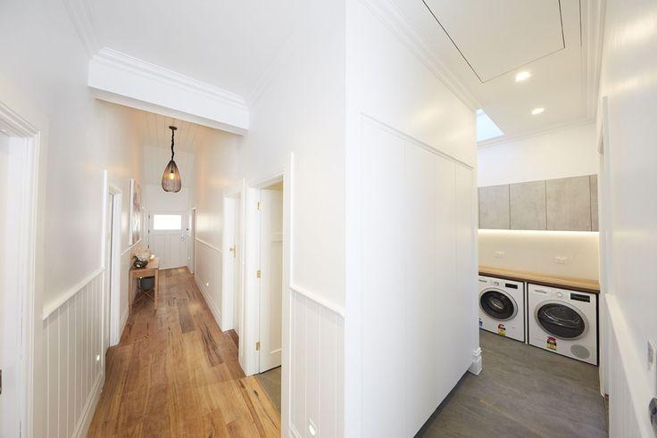 Hallway Laundry SW The Block Extras Season 13, Exclusive Content   9Now