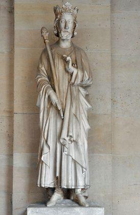 Король Франции Генрих I, ставший мужем Анны Ярославны