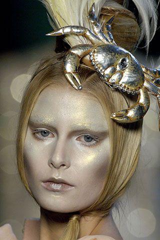 Maquiagem Artística #15 - Pat McGrath                                                                                                                                                                                 Mais