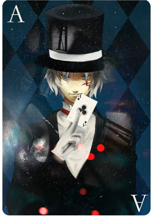 Allen Walker (D. Gray Man) this picture is really cool