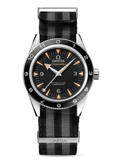 Omega Master Co-Axial 41 mm