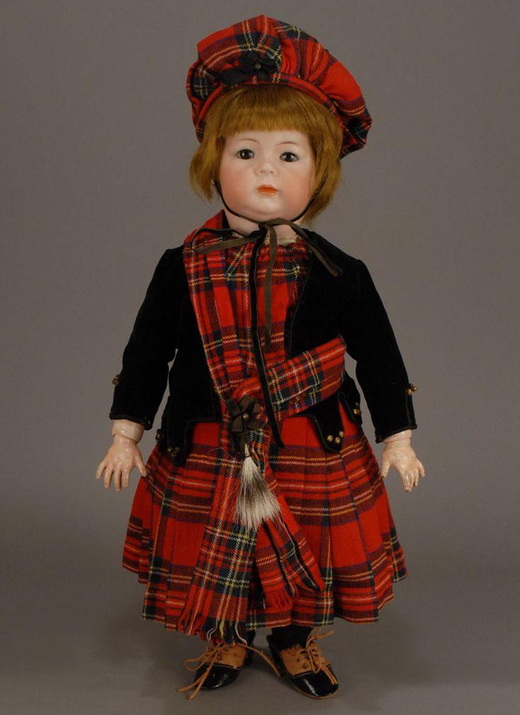 Kammer & Reinhardt Dolls (1886-1932) —  Bisque Child Doll (1024x745)