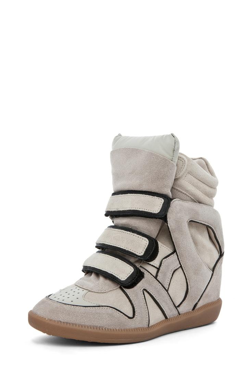 Isabel Marant  Wila Sneaker in Noir