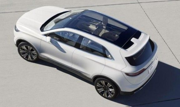 Lincoln MKC Coming Summer 2014! May be in love..