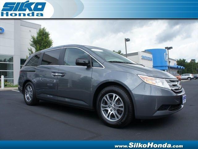2011 Honda Odyssey, 48,762 miles, $26,695.