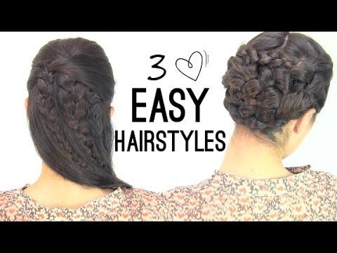 Strange 103 Best Images About Cute Hairstyles On Pinterest Easy Hairstyles For Men Maxibearus