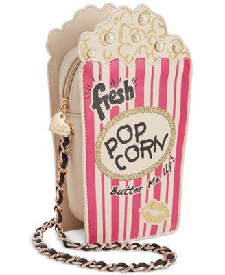 Betsey Johnson Popcorn Crossbody
