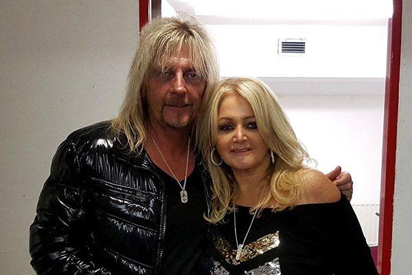 Axel Rudi Pell je izdal balado z Bonnie Tyler| Kiosk HmHm