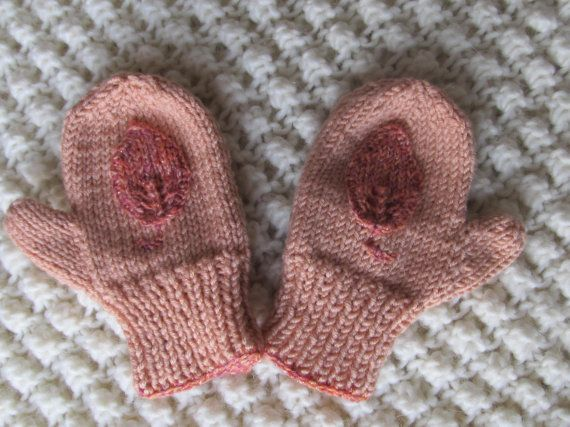 17 Best images about Baby Mittens - Knitting and Crochet Patterns on Pinteres...