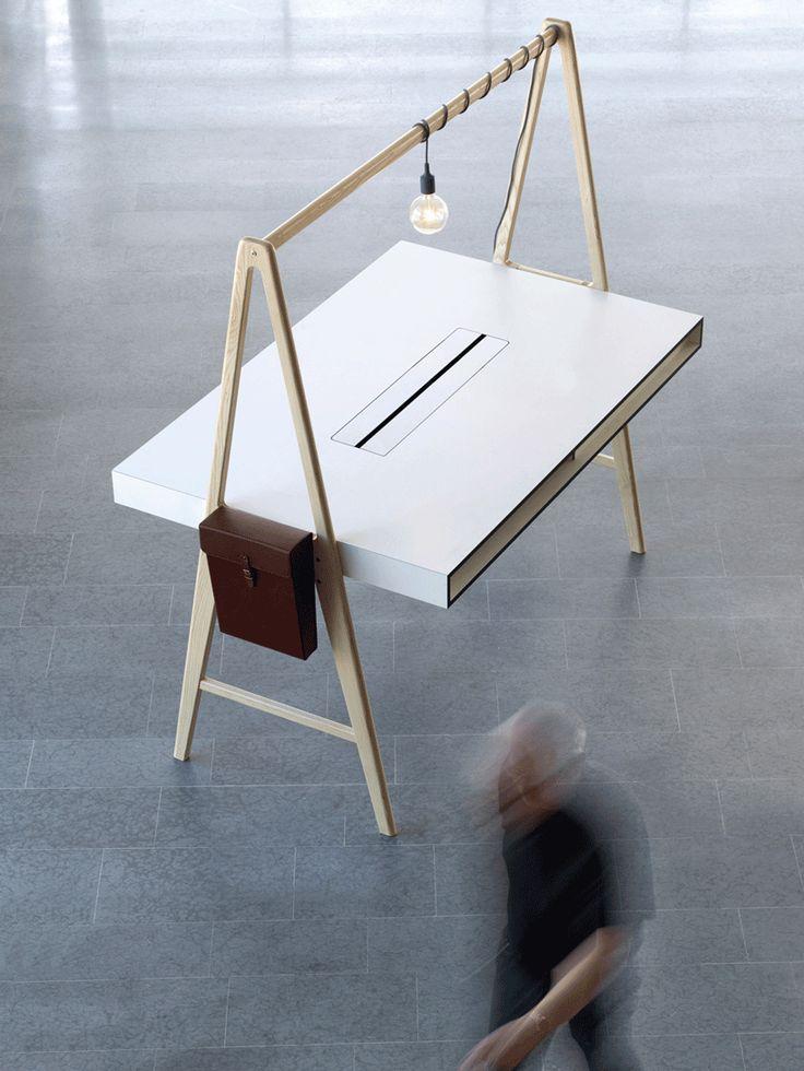 Portrait : Daniel Lavonius Jarefeldt designer suédois