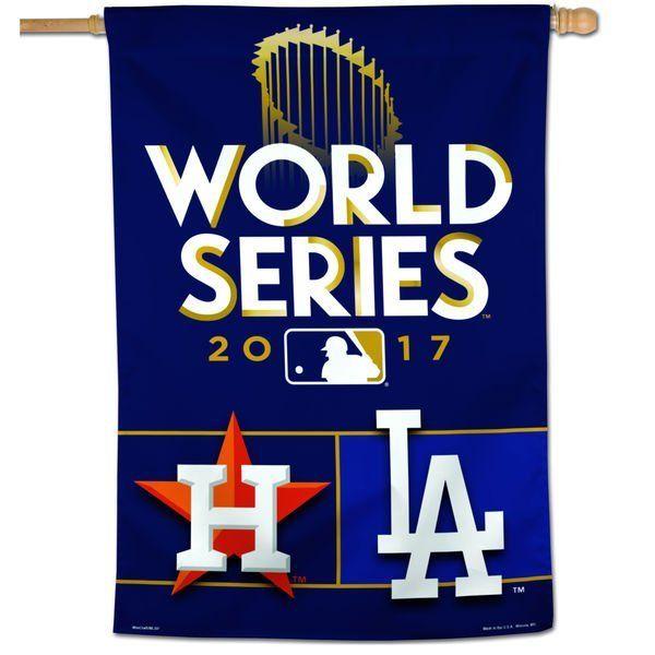 2017 world series banner, astros world series banner, dodgers world series banner, astros world series pennant, dodgers world series pennant