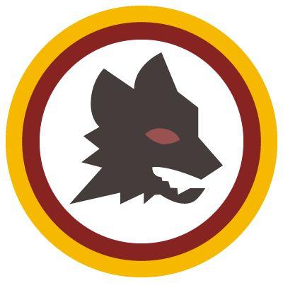 AS-Roma Logo