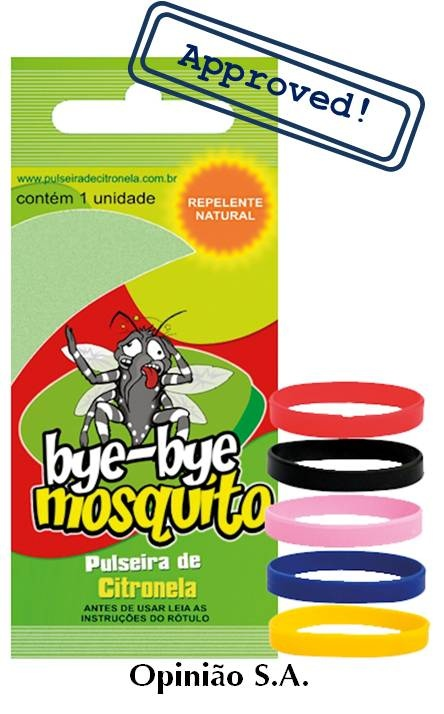 Bye-Bye Mosquito – Pulseira Repelente de Citronela  http://www.opiniaosa.com.br/2012/05/11/bye-bye-mosquito-pulseira-repelente-de-citronela/