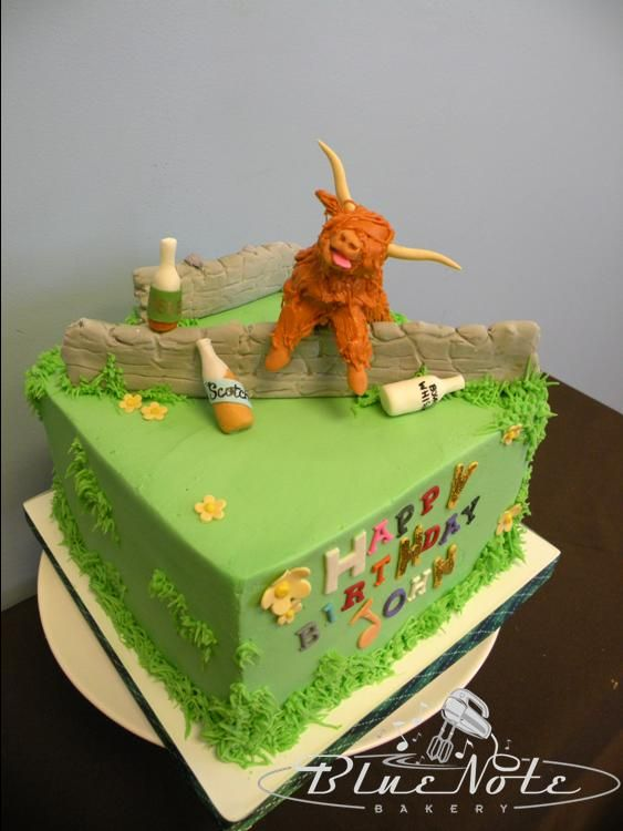 Cake Decorating Classes Scotland : 17 Best images about Scottish Highland Cattle Creative Cake decorating on Pinterest Novelty ...