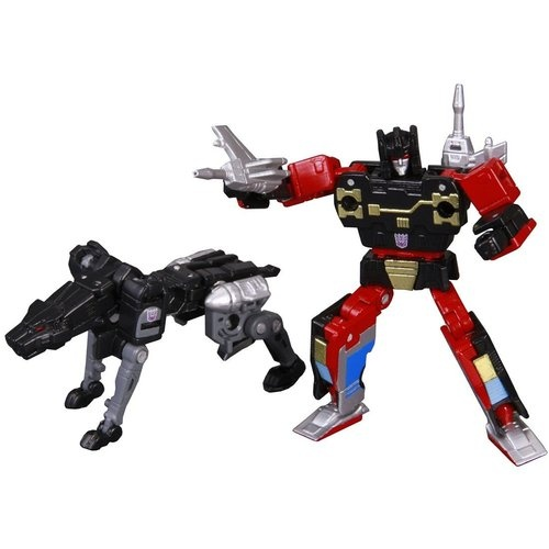 Takara transformers masterpiece mp 15 rumble and ravage