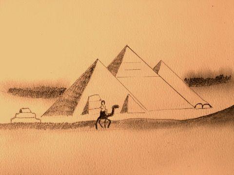 Cairo, Egypt by Andreas Douglas Rörqvist
