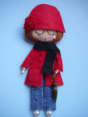 "Spille kulonchiki ""bambole fashion"". Discussione sulla LiveInternet - Russo Servizi online Diaries"