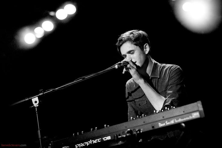 There's a limit to your love...   James Blake