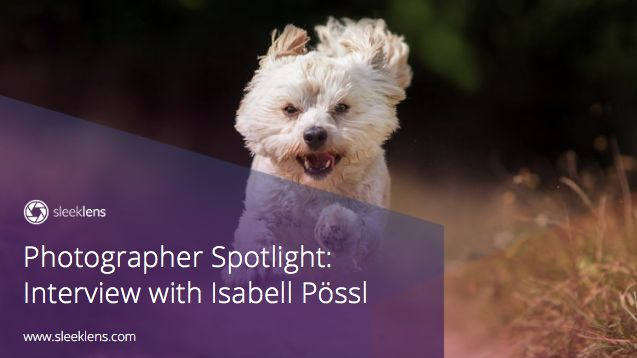 Photographer Spotlight: Interview with Isabell Pössl