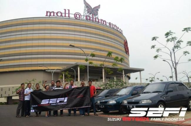 Pengguna Dan Pemilik Suzuki Esteem Deklarasikan Suzuki Esteem Family Indonesia - Vivaoto.com - Majalah Otomotif Online