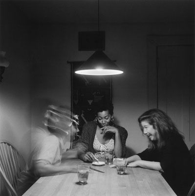Carrie Mae Weems (from the Kitchen Table Series)