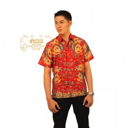 Ebatik Hem Katun Naga Batik Cirebon