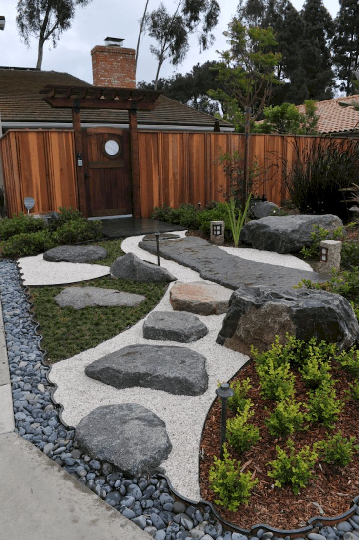 20 incredible side house garden landscaping ideas with ...