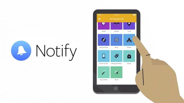 Facebook just launched Notify, its Twitterrivaling news