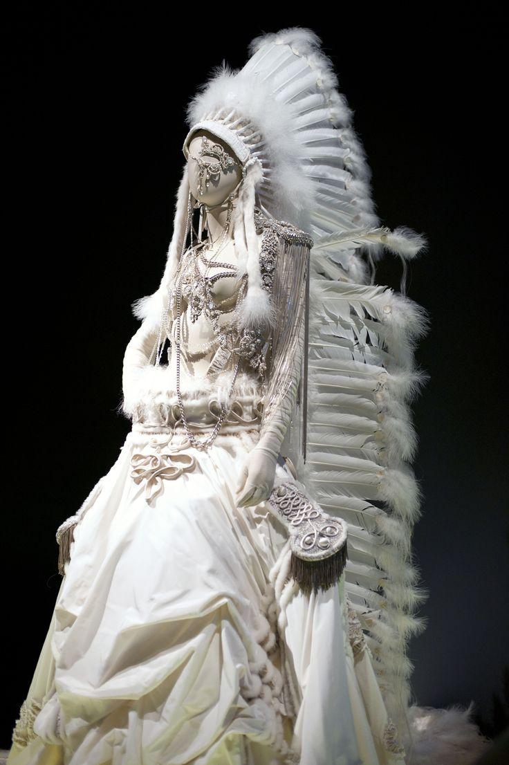Native American Wedding Goddess Jean Paul Gauthier Keywords Weddings Jevelweddingplanning Follow Us