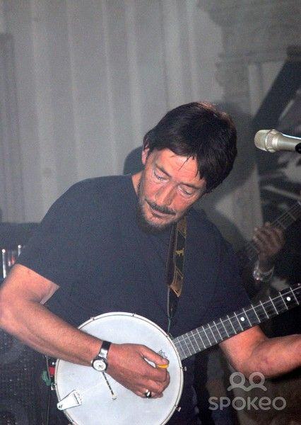 Chris Rea performing live at Bush Hall