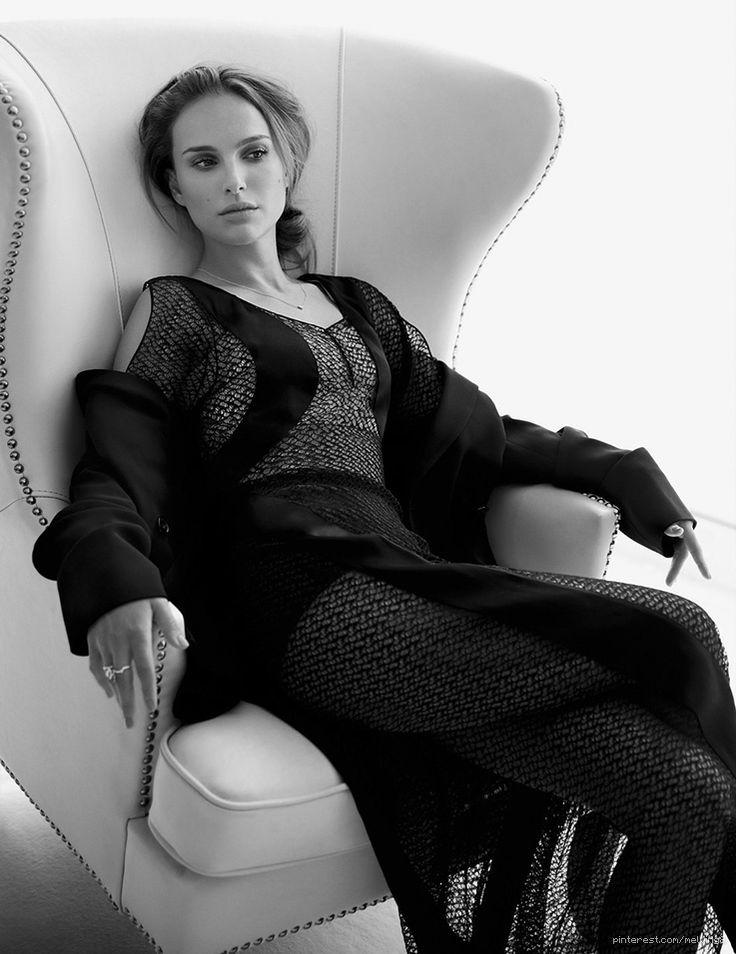 Natalie Portman by Kai Z Feng