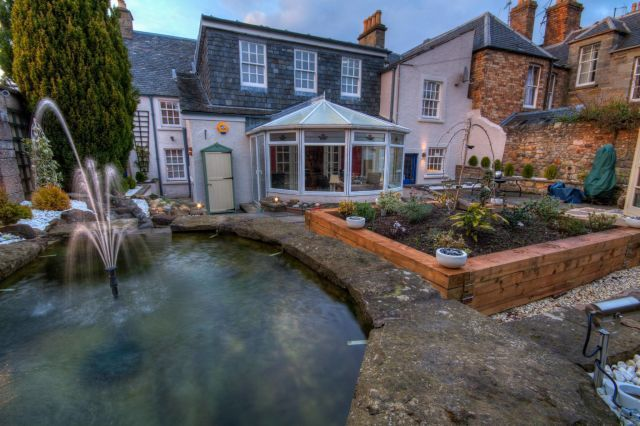 (34 Argyle Street) Britain's Best B&Bs 2017: 6. 34 Argyle Street, St. Andrews, Scotland (This newly renovated guest house is family run and just a few minutes walk from the town centre and Old Course in St Andrews. If you'd rather stay closer to 'home' guests are welcome to relax in 34 Argyle Street's spacious garden and sun lounge.)