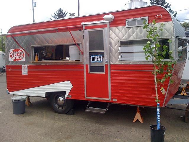 Red S Street Kitchen Food Truck