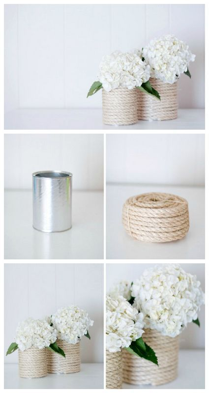 25 Awesome DIY Crafting Ideas For Working With Ropes 7