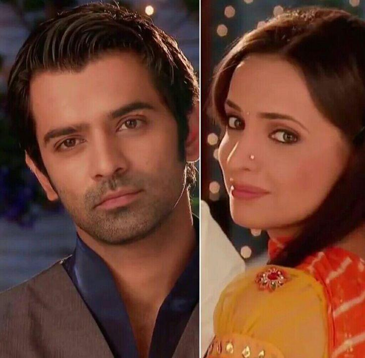 When Arnav doesnt want to admit that he brought Khushi the bracelettes. IPKKND Barun Sobti Sanaya Irani
