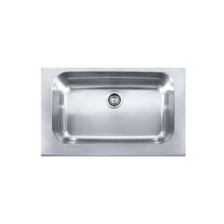 Franke MHX-OXX110 Manor House Drop In/Farmhouse Kitchen Sink ...