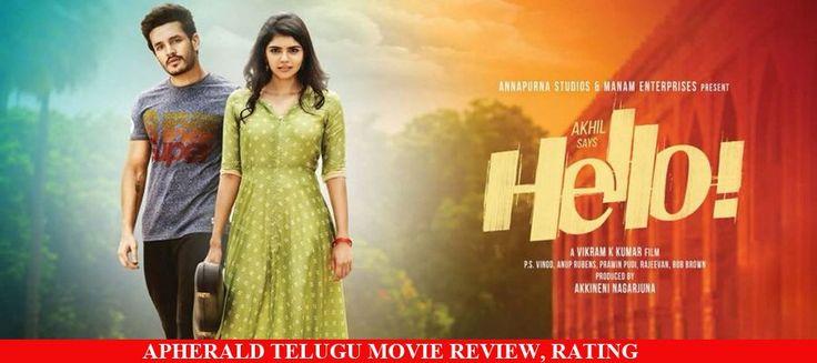 Hello Telugu Movie Review, Rating