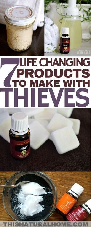 337a6b5e47d63995f7299d7baa0fc52d These personal care products made with thieves essential oil are going to become...