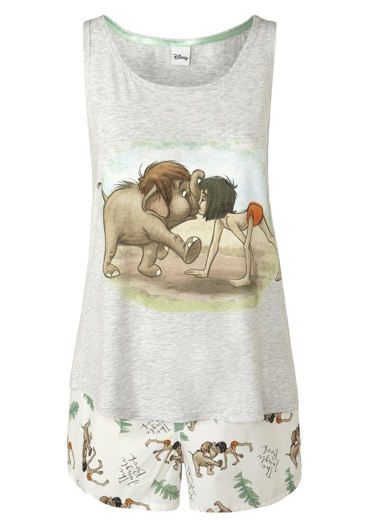 Clothing At Tesco Disney Jungle Book Shorts Pyjamas Gt Nightwear Gt Nightwear Amp Slippers Gt Women