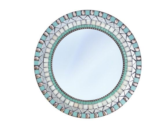 Mosaic Mirror Wall Decor 519 best mosaic mirrors images on pinterest | mosaic mirrors