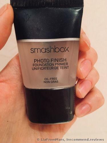 Photo Finish Pore Minimizing Primer by Smashbox #10