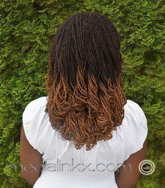 Cute curls