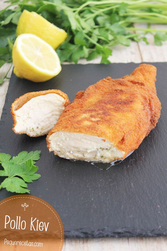 Pollo a la Kiev, una receta de pollo con historia