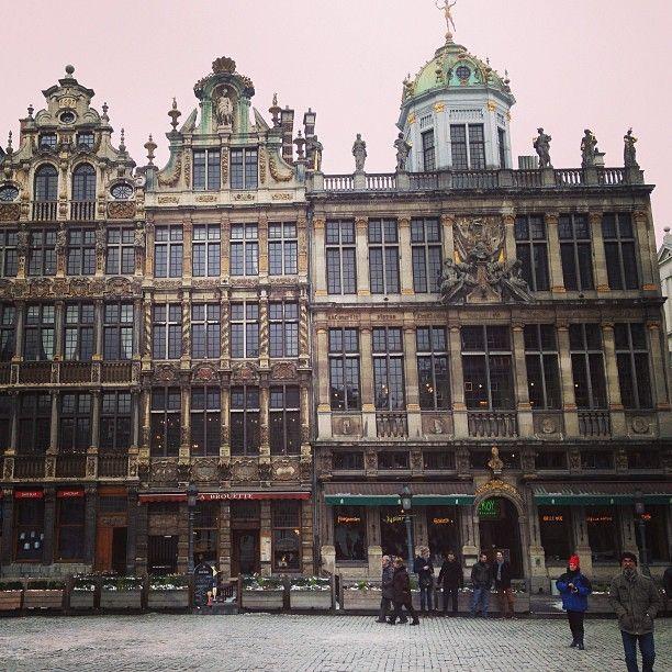 Brussels   Bruxelles   Brussel, Belgium