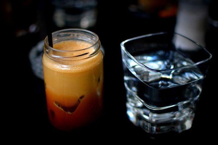 Coffee Love At Ipitou Cafe -Ipitou Street-