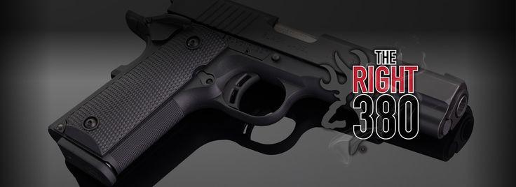 Browning 1911-380 Pistols
