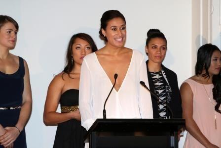 Maria Tutaia shines as Mystics MVP