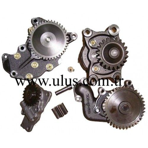02-910486 Motor yağ pompası JCB456 motor parçası