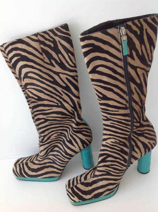 Catawiki online auction house: Versace - Vintage boots